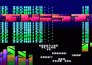 AMSTRAD CPC | DEMOSCENE Download | http://cpcrulez.fr