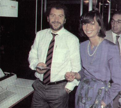 Alan Sugar et Marion Vannier : « Amstrad ça va Merci ! »