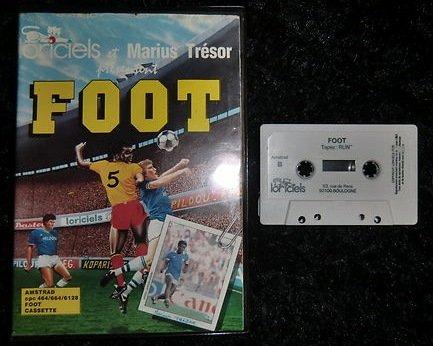 Votre pire du meilleur des jeux de sport sur Amstrad CPC ! Foot-Marius_Tresor-Loriciels