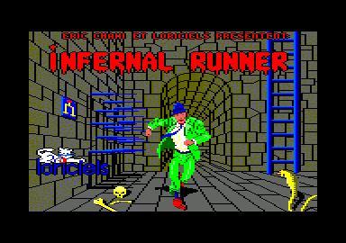 Votre premier jeu Infernalrunner