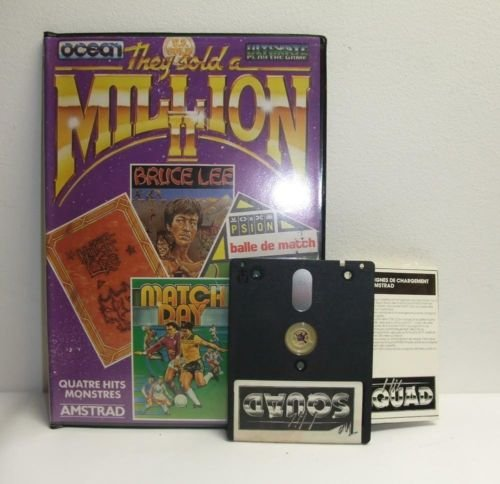[Amstrad] Bruce Lee They%20Sold%20a%20Million%202%20-%20Disquette